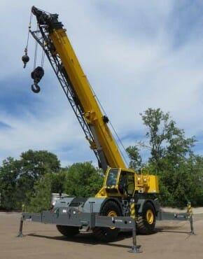 Used Grove RT765E-2