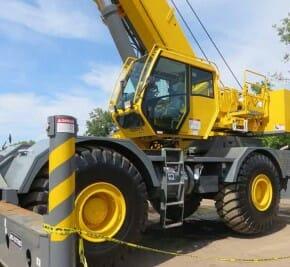 2012 Used Grove RT765E-2