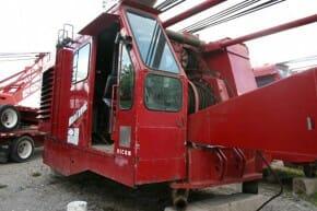 Used Manitowoc 4000W Crane