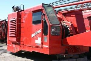 1977 Used Manitowoc 3900WV SII Crawler Crane