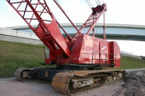 Manitowoc 4100 S2 Used Crawler Crane for Sale | Truck Crane