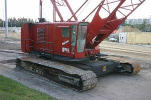 Manitowoc 4100 S2 Used Crawler Crane for Sale