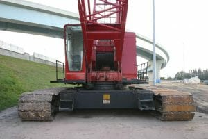 Manitowoc 4100 S2 Used Crawler Crane for Sale | Hydraulic Truck Cranes