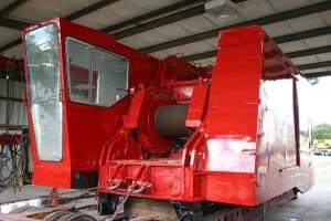 1977 Used Manitowoc 4100 S2 Crane
