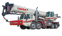 Used Hydraulic Truck Cranes For Sale