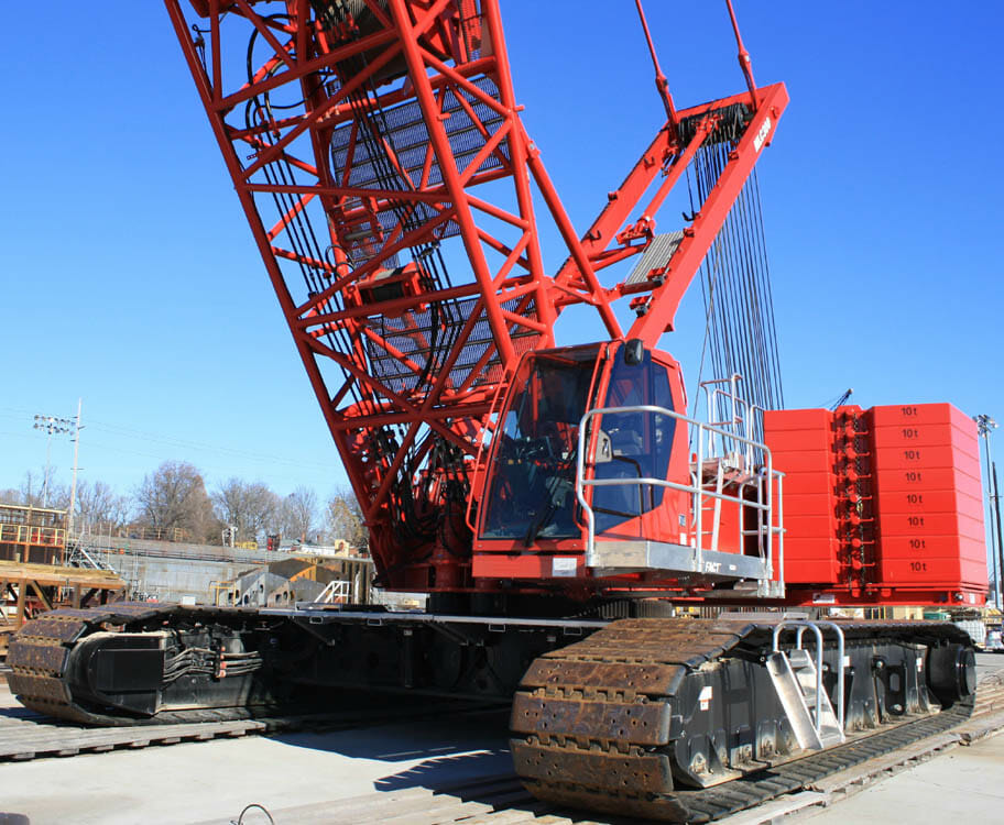 Manitowoc Mlc300 Crawler Crane For Sale