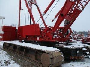 Manitowoc 2250 Crawler Crane for Sale