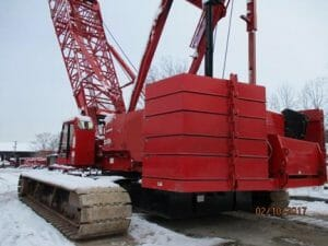Manitowoc 2250 Crawler Crane for Sale | Cranes for Sale