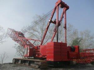 Manitowoc 2250 Crawler Crane for Sale | Hydraulic Truck Cranes