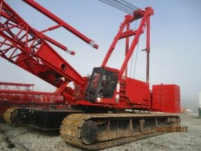 Manitowoc 2250 Crawler Crane for Sale