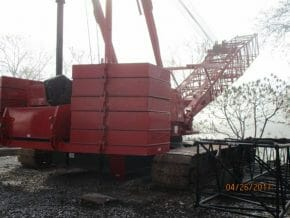 Manitowoc 2250 Crawler Crane for Sale | Cranes for Sale