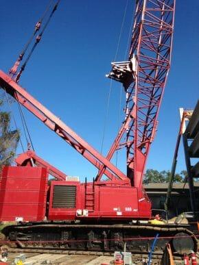 Manitowoc 888 Crawler Crane for Sale