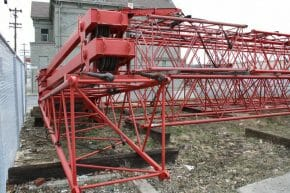 Manitowoc 222 Luffing Jib for Sale | All Terrain Cranes
