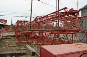 Manitowoc 222 Luffing Jib for Sale | Cranes for Sale