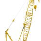 Kobelco CK1600 Crawler Crane for Sale