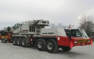 Link-belt ATC3210 210 Ton AT Crane for Sale