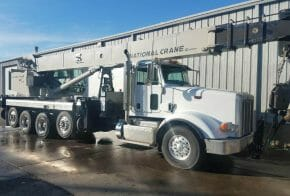 National NBT45 45 Ton Boom Truck for Sale