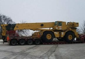 Grove RT875 75 Ton RT Crane for Sale